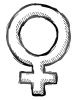 symbol for female